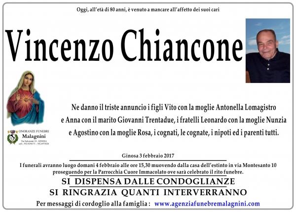 Vincenzo Chiancone