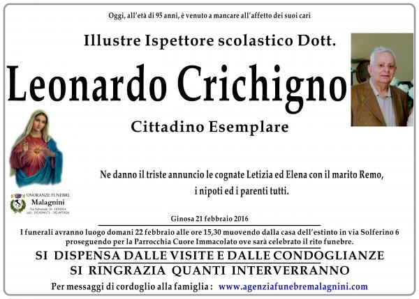 Leonardo Crichigno