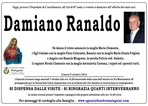 Damiano Ranaldo