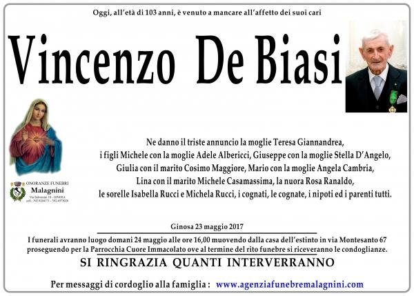Vincenzo De Biasi