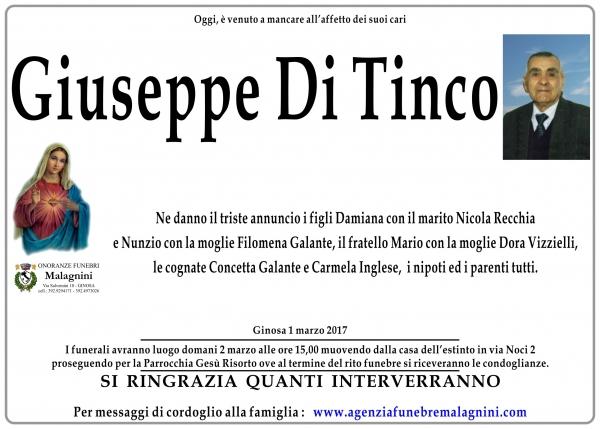 Giuseppe Di Tinco