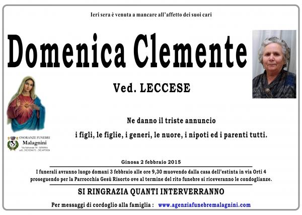 Domenica Clemente