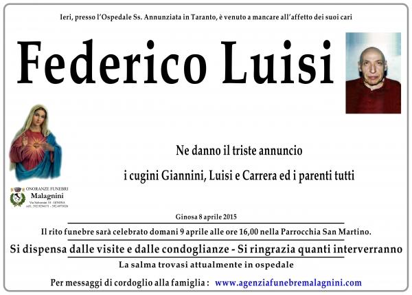 Federico Luisi