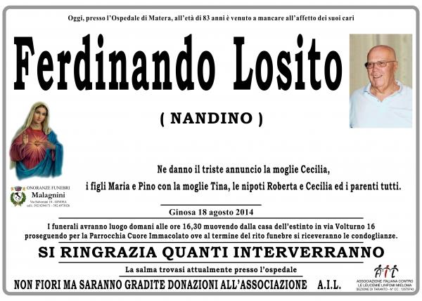 Ferdinando Losito