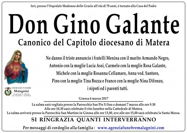 Don Gino Galante