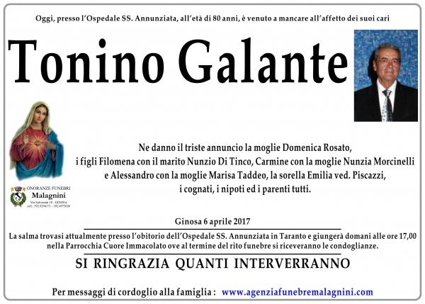 Tonino Galante