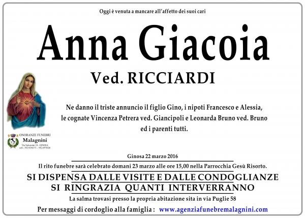 Anna Giacoia