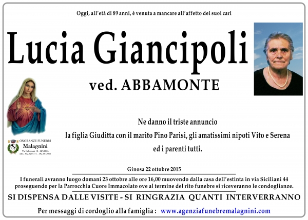 Lucia Giancipoli