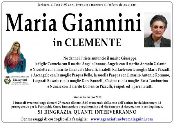 Maria Giannini