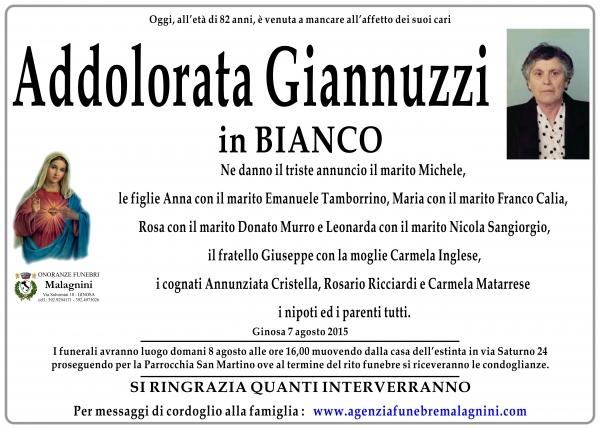 Addolorata Giannuzzi