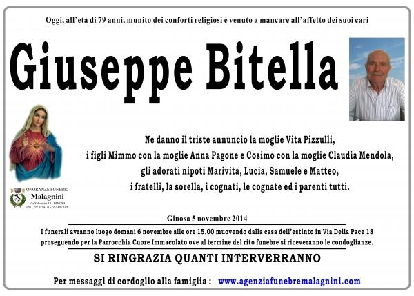 Giuseppe Bitella