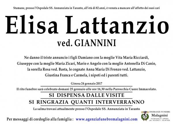 Elisa Lattanzio