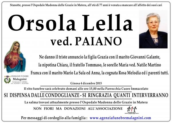 Orsola Lella