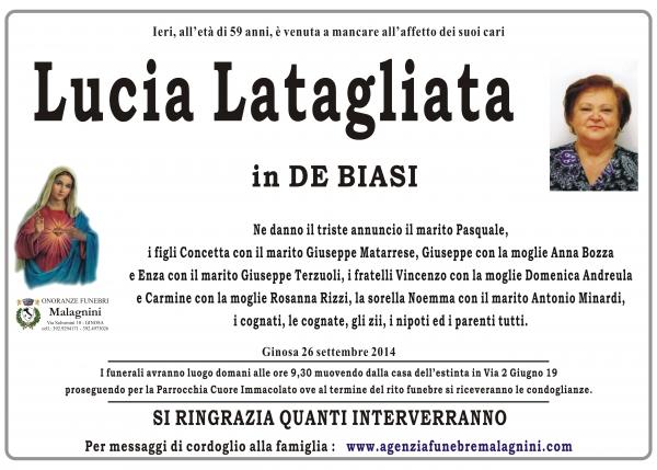 Lucia Latagliata