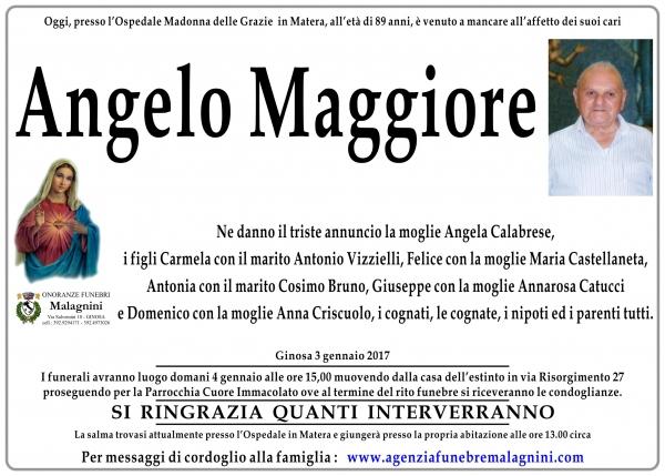 Angelo Maggiore