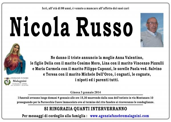 Nicola Russo