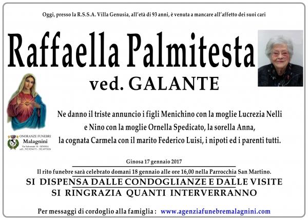Raffaella Palmitesta