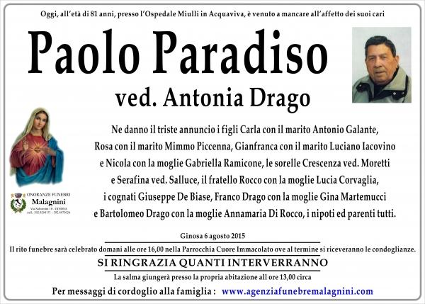 Paolo Paraqdiso