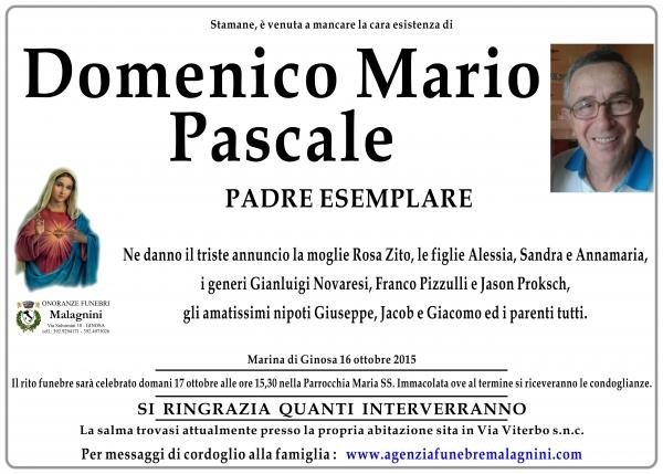 Domenico Mario Pascale