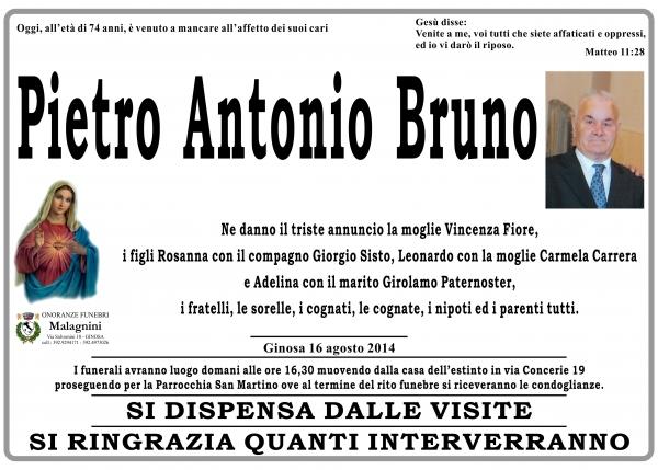 Pietro Antonio Bruno