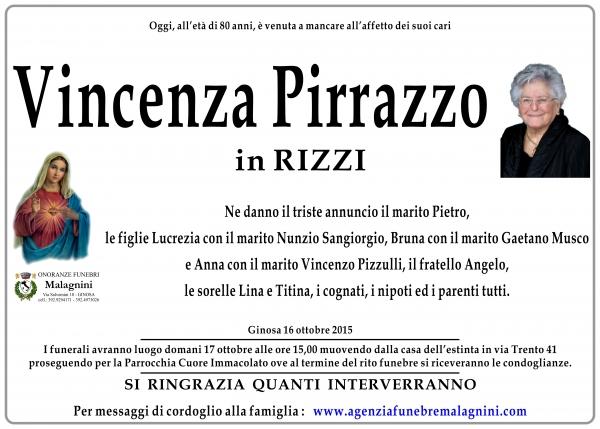 Vincenza Pirrazzo
