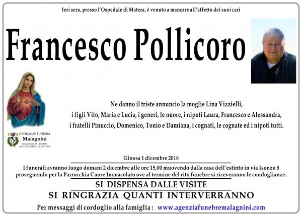 Francesco Pollicoro