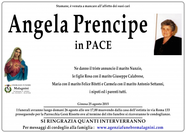 Angela Prencipe