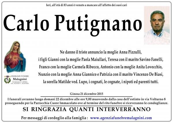 Carlo Putignano