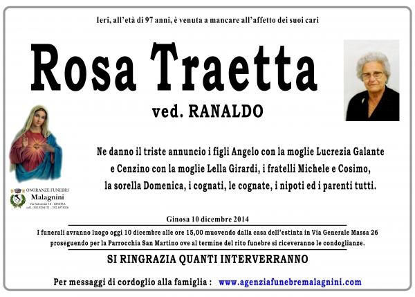 Rosa Traetta