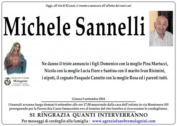 Michele Sannelli