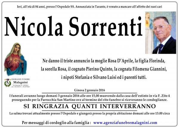 Nicola Sorrenti