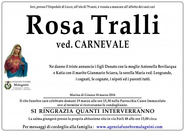 Rosa Tralli