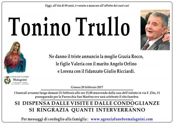 Tonino Trullo