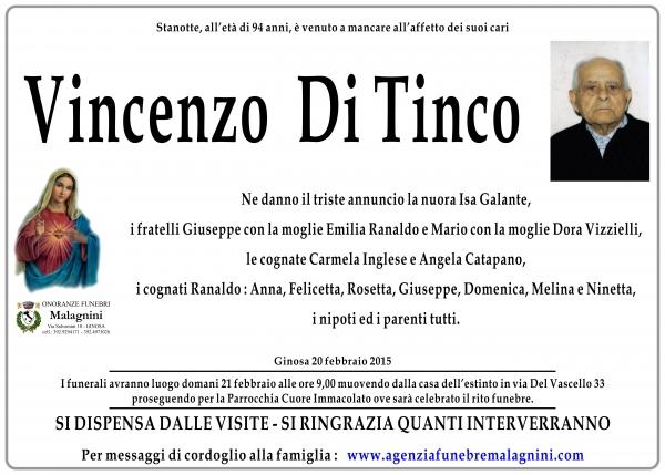 Vincenzo Di Tinco