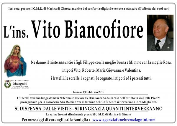 Vito Biancofiore