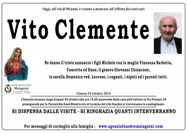 Vito Clemente