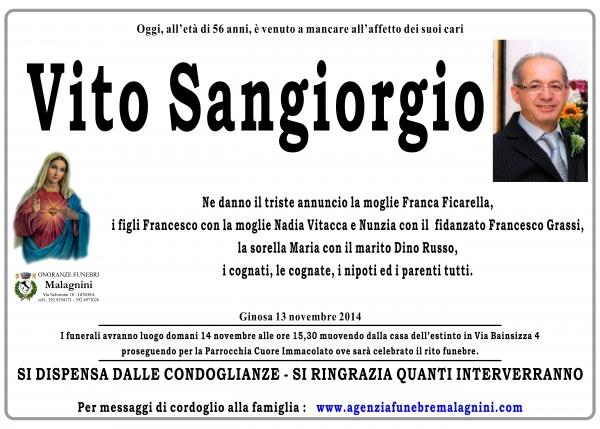 Vito Sangiorgio