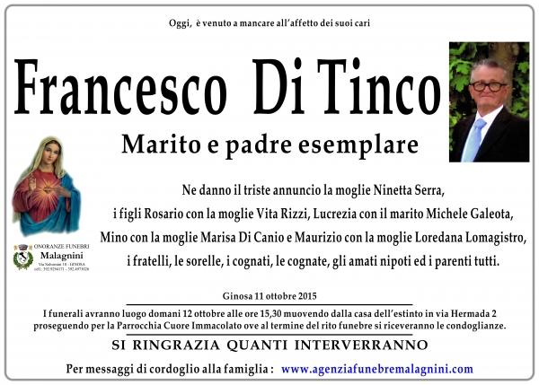 Francesco Di Tinco