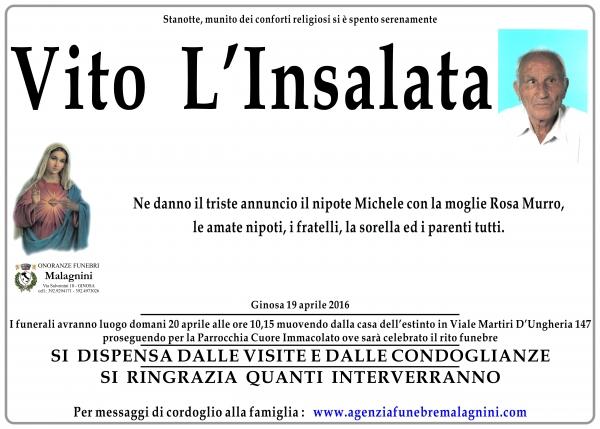 Vito LInsalata