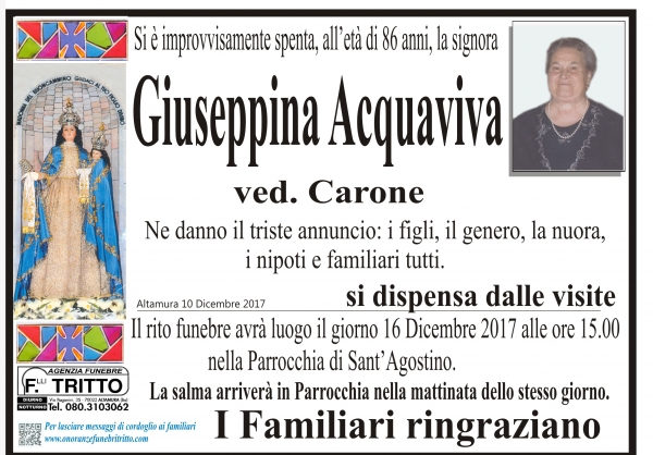 Giuseppina Acquaviva