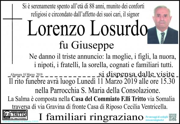 Lorenzo Losurdo