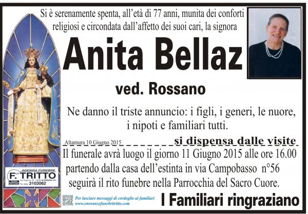 ANITA BELLAZ