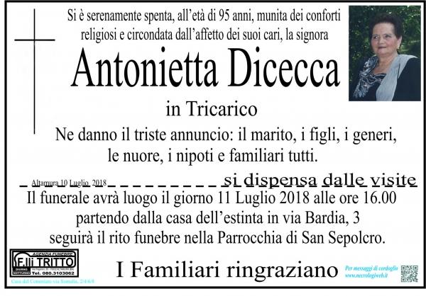 Antonietta Dicecca