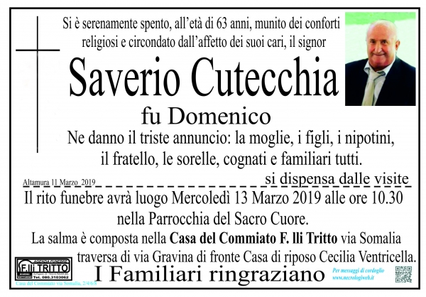 Saverio Cutecchia