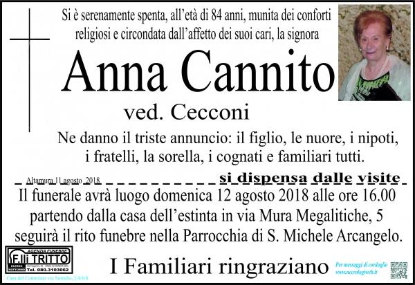 Anna Cannito