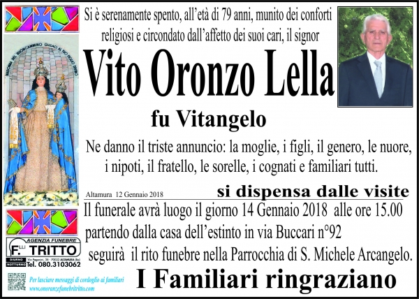 Vito Oronzo LELLA