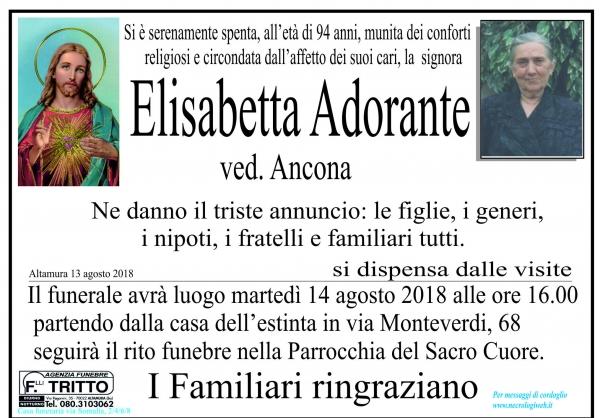 Elisabetta Adorante
