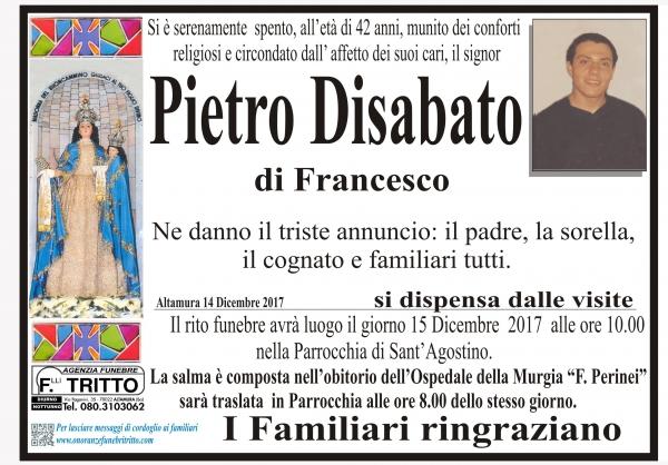 Pietro Disabato