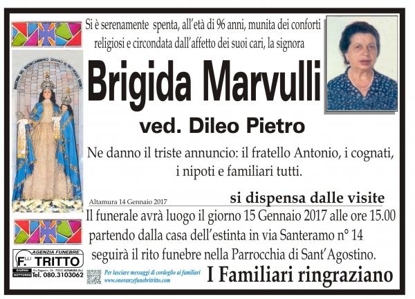 BRIGIDA MARVULLI