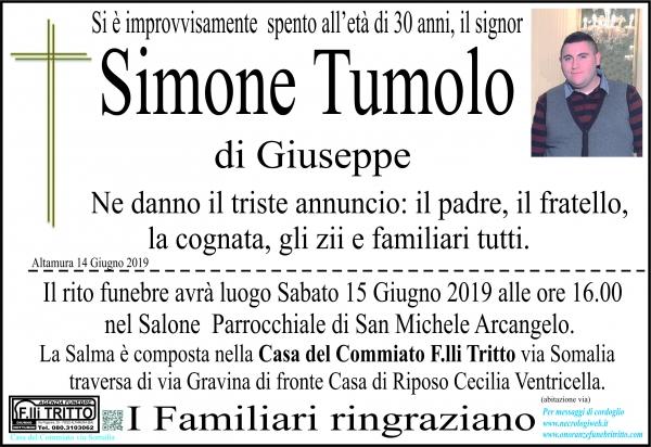 Simone Tumolo
